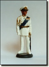 Admiral of The Fleet - Summer dress uniform