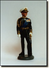 Admiral of The Fleet - Winter dress uniform
