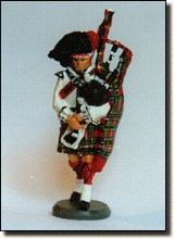 Piper Black Watch 1990 Marching (Tropical Uniform)