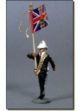 Marine Flagbearer 40th Commando (Queen